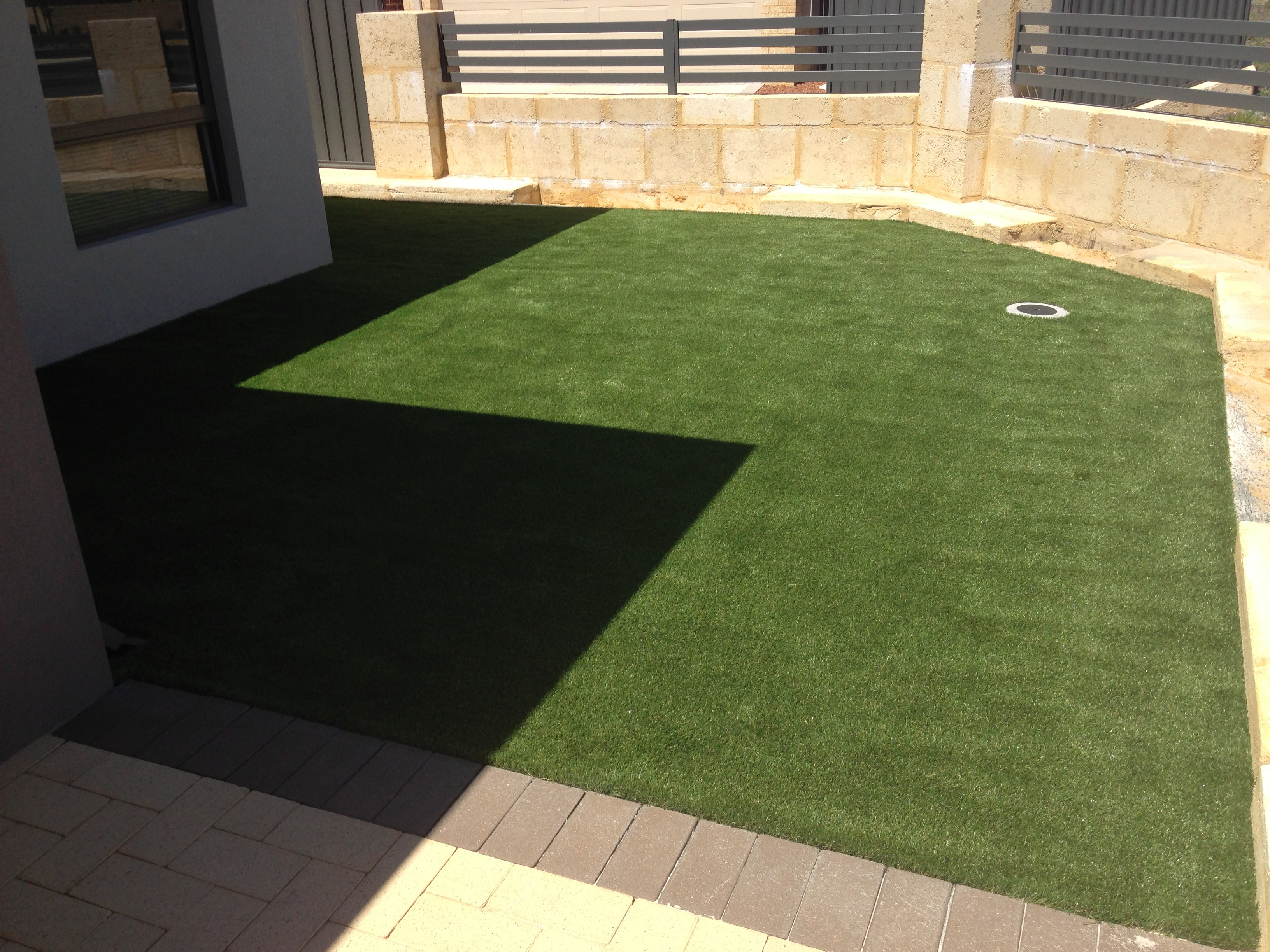 Artificial lawn supply and install Baldivis