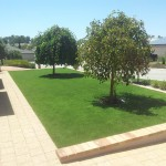 Secret Harbour, Rockingham synthetic lawn and landscaping