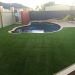 1 Meadow Cool artificial synthetic lawn grass turf in Rockingham