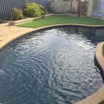 3 Meadow Cool artificial synthetic lawn grass turf in Rockingham