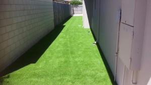 Prestige Halls Head Mandurah synthetic lawn, artificial lawn and fake grass turf