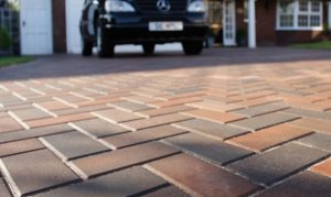Paved-driveways