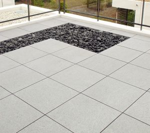 Paving and stones