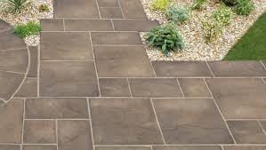 Paving-in-bronze